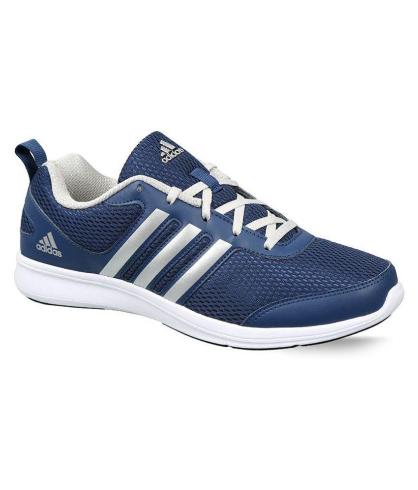 Adidas YKING Blue Running Shoes - Buy