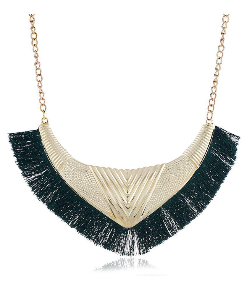 Kamalife Fashion Tassel Necklace Accessories