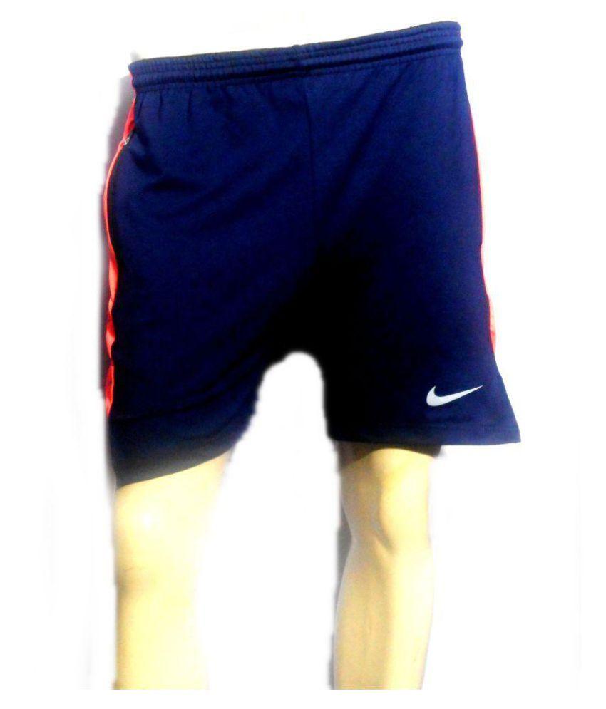 Nike Navy Shorts
