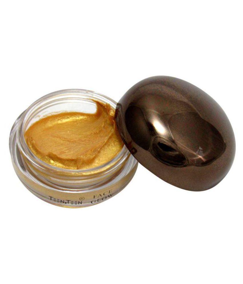 Teen Teen Glam Shine Face Glow Mousse Foundation Shade - 04 g