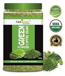 FARGANIC Green Coffee Beans Powder 400 gm Vitamins Powder