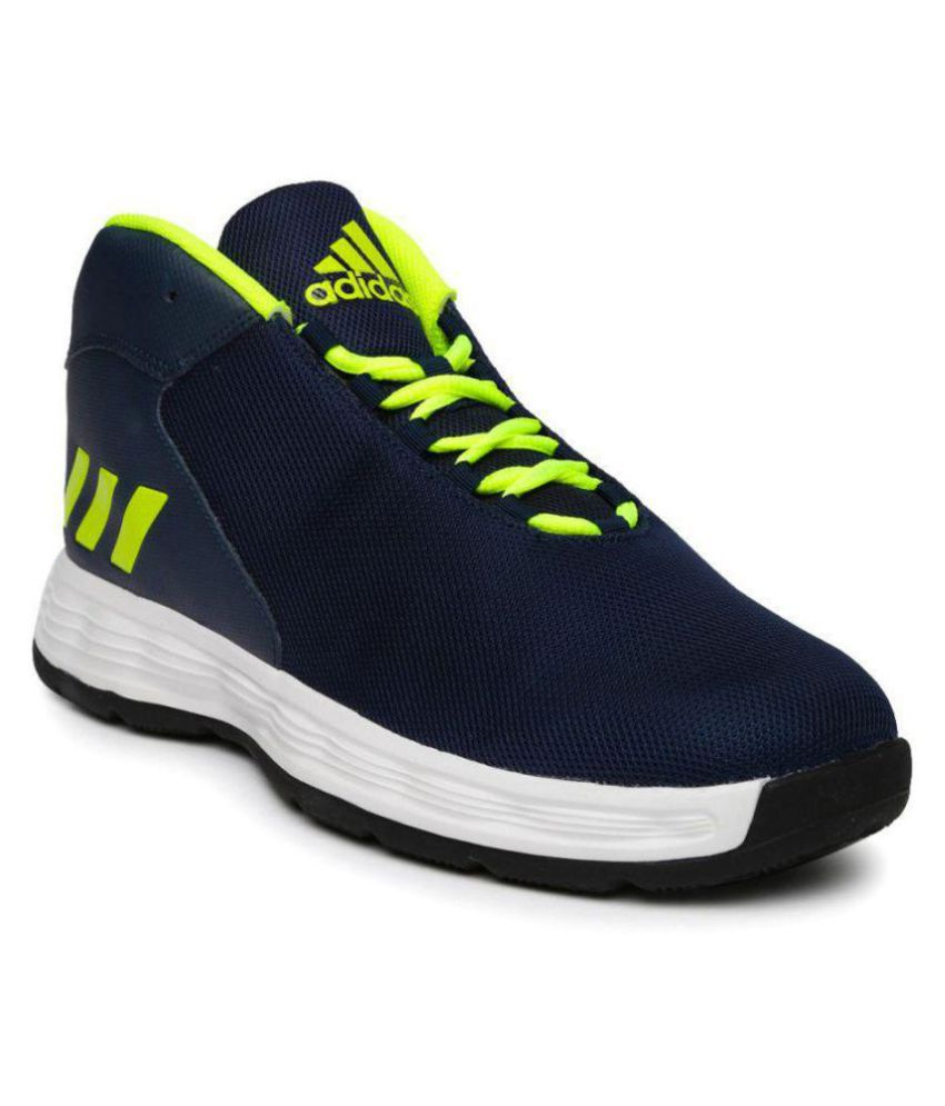 Adidas Navy Basketball Shoes - Buy
