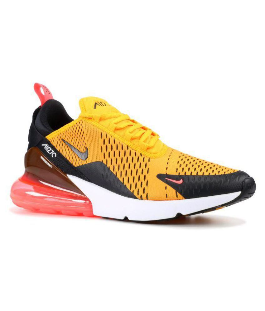 4058f5761117 Nike TIGER Yellow Running Shoes - Buy Nike TIGER Yellow Running Shoes  Online at Best Prices in India on Snapdeal