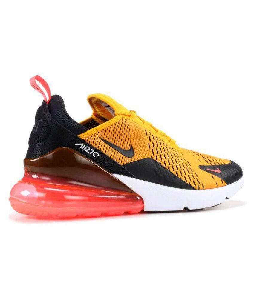 the latest e3c71 1e902 Nike TIGER Yellow Running Shoes - Buy Nike TIGER Yellow Running ...