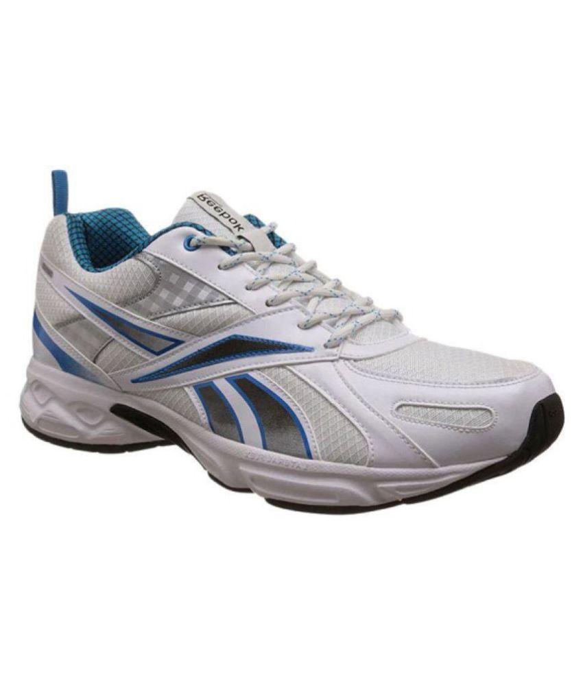 Reebok ACCIOMAX White Running Shoes