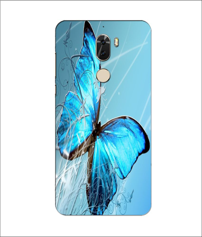 size 40 ae08d fc7bd Coolpad Cool Play 6 Printed Cover By Koolbug
