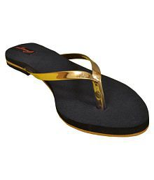 Walkaway Black Slippers