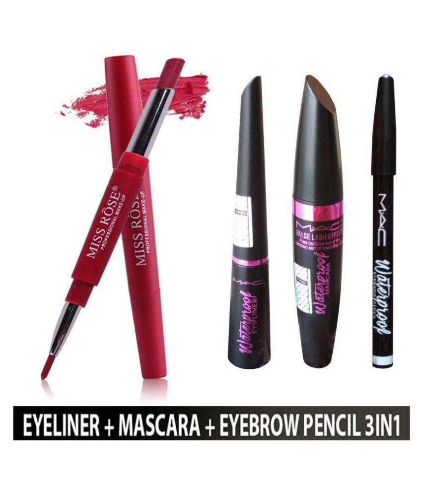 Miss Rose Creme Lipstick Green Shade 03 - 3 gm: Buy Miss