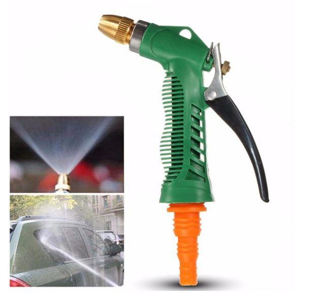 GOCART Sprayer Plastic Trigger & Brass Nozzle Gun For Garden, Car & Parking Wash