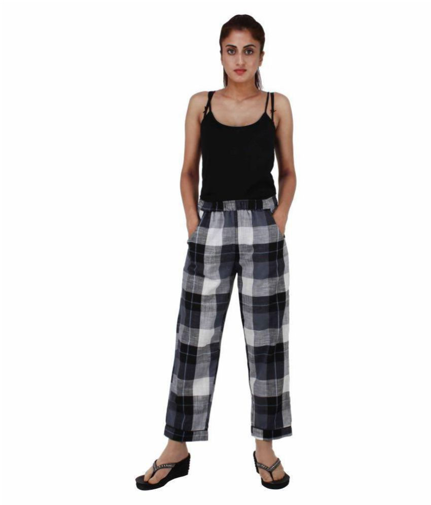 936f44cd8ea Buy YAYA Cotton Pajamas - Multi Color Online at Best Prices in India -  Snapdeal