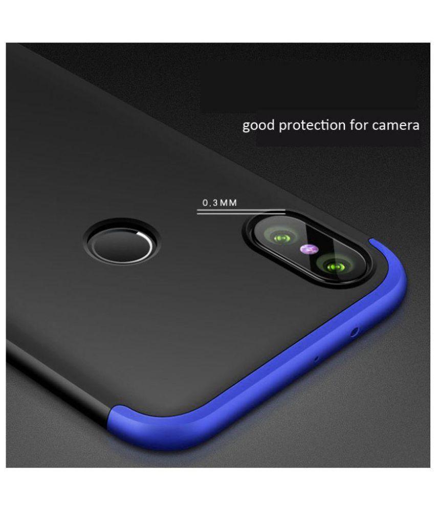 pretty nice 3b9f1 caf7d Xiaomi Mi A2 Shock Proof Case JMA - Blue Original Gkk 360° Protection Slim  Case