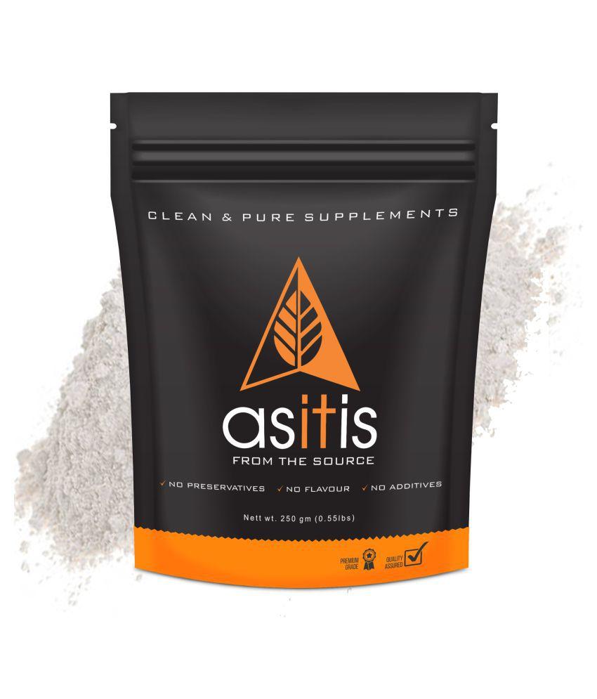 ASITIS Nutrition L-Citrulline - 250 Gms Improves Athletic Endurance 250 gm