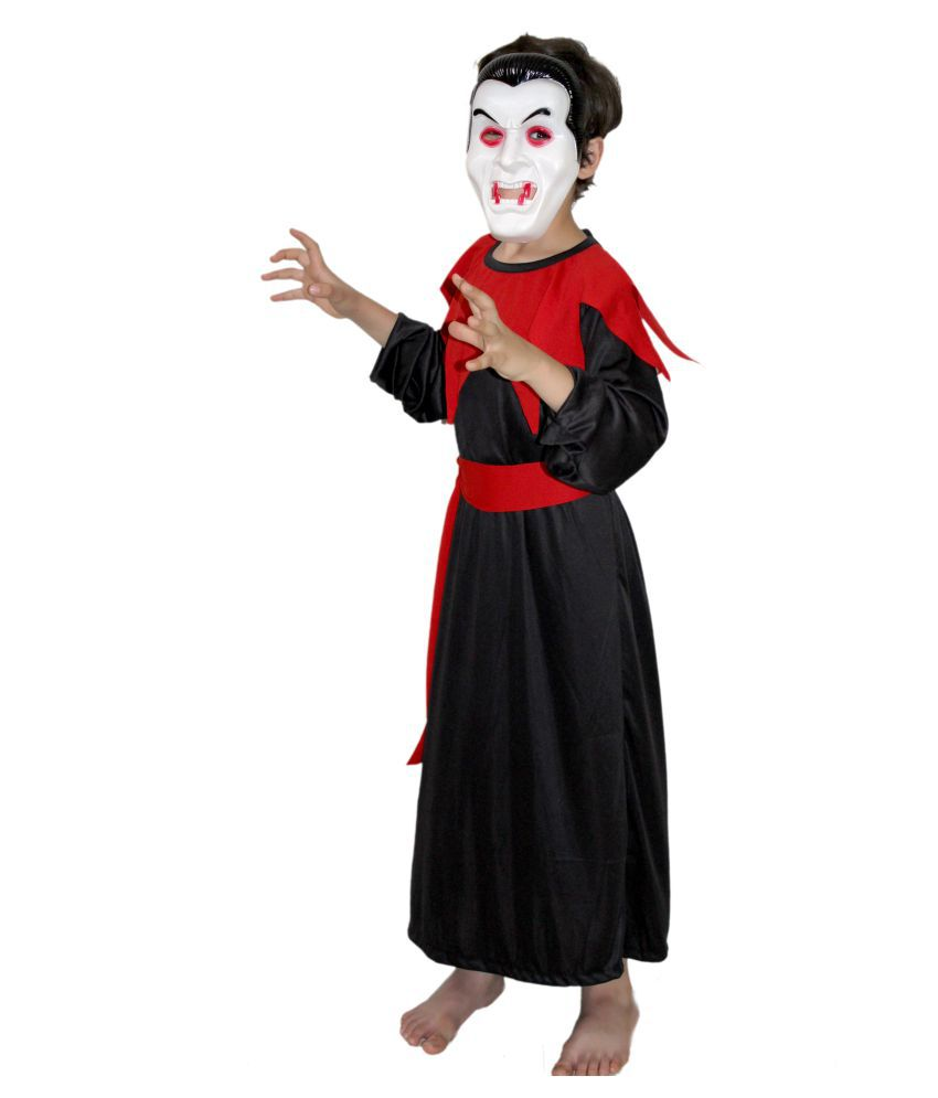 kaku fancy dresses vampire dracula gown halloween costume/califor