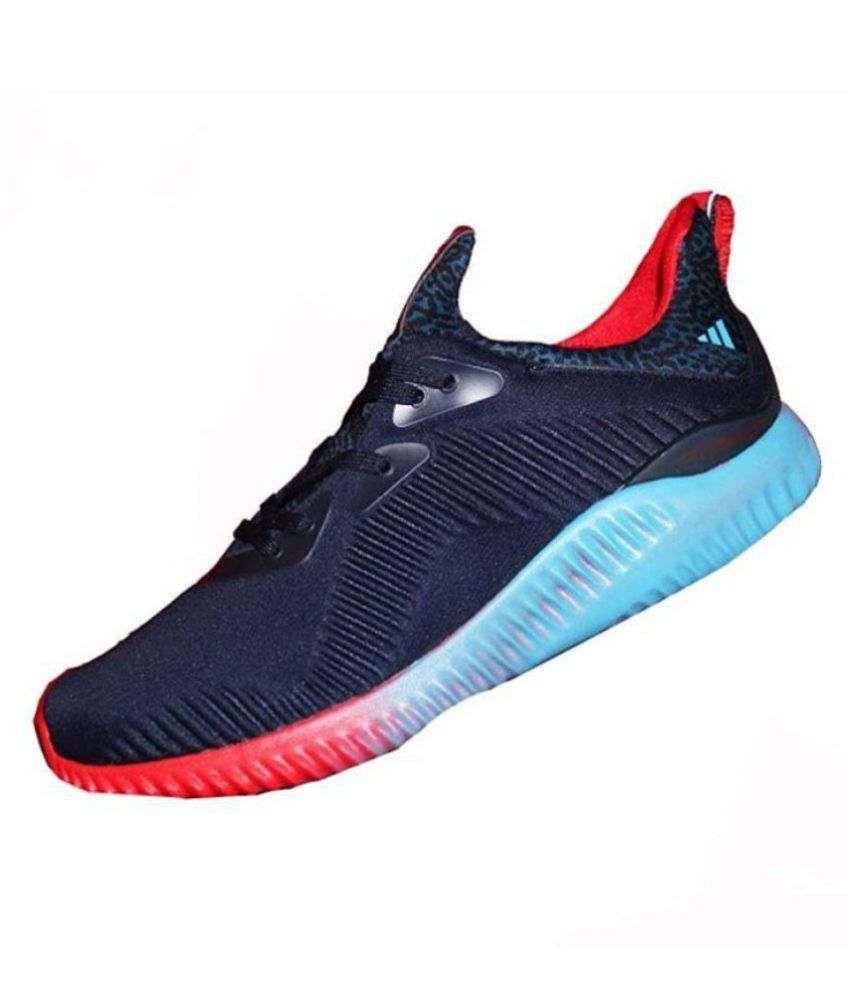 9197d8c4d Adidas Alphabounce Navy Running Shoes - Buy Adidas Alphabounce Navy Running  Shoes Online at Best Prices in India on Snapdeal