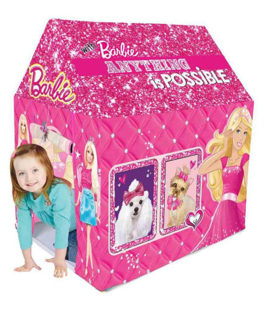 surprising Barbie Tents Part - 11: Snapdeal