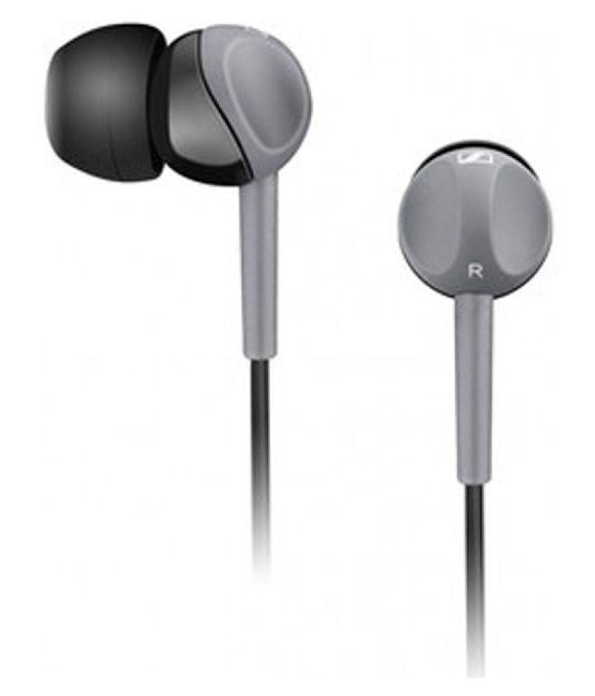 Sennheiser Cx 180 Strret Ii In Ear Wired Earphones Without Mic Wiring Diagram Linear Actuator Super Jack Handsfree
