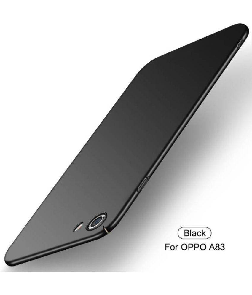 Oppo A83 Shock Proof Case MAXX3D - Black FLEXIBLE