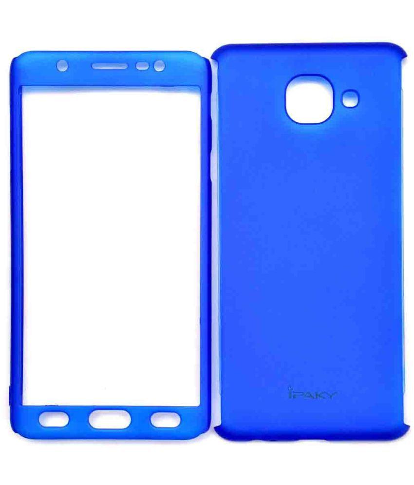 iPhone 7 Plain Cases JKR - Blue