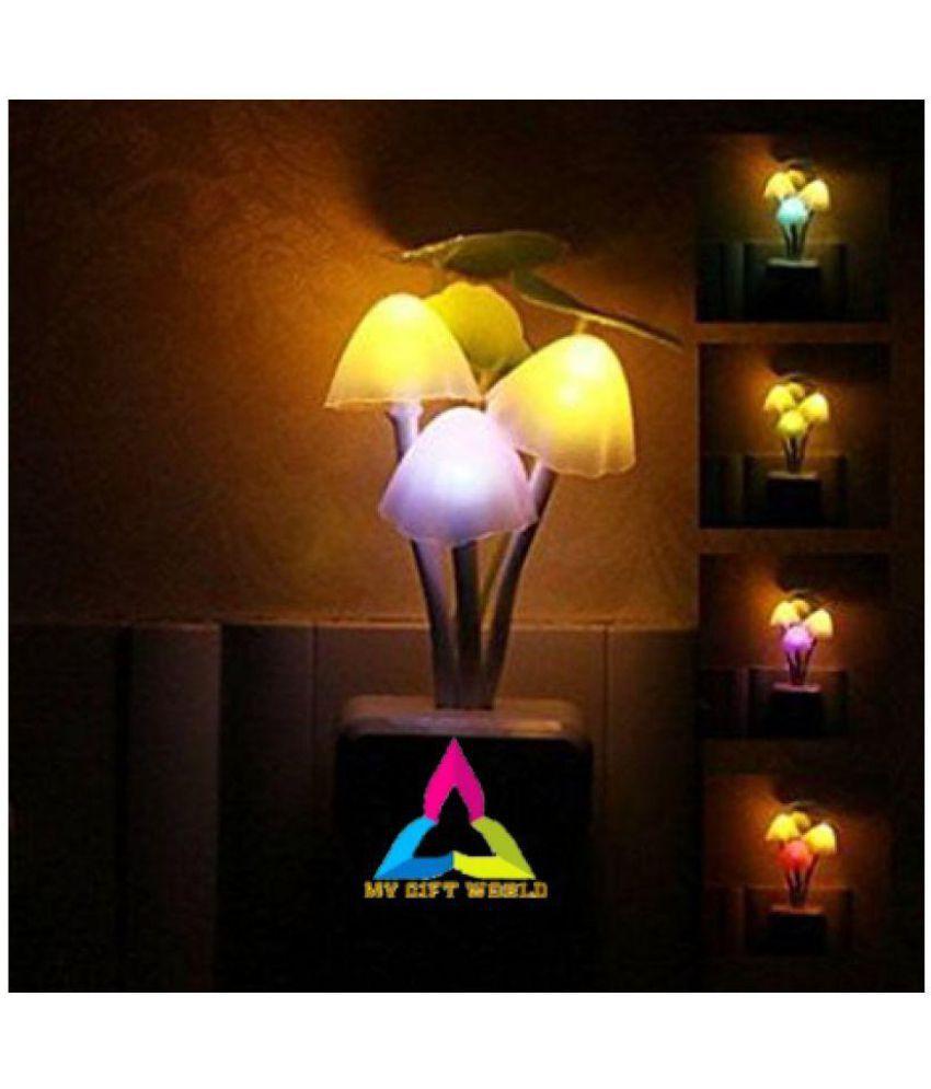 MGW Night Lamp Multi - Pack of 1