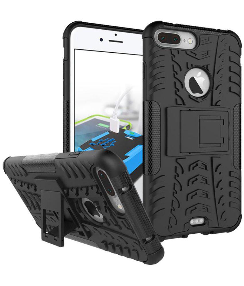 Samsung Galaxy S6 Edge Plus Shock Proof Case JKR - Black