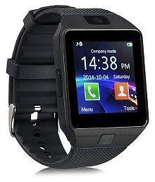 WDS Dz09 Smartwatch Suited Asus ZenFone Zoom S - Black Smart Watches