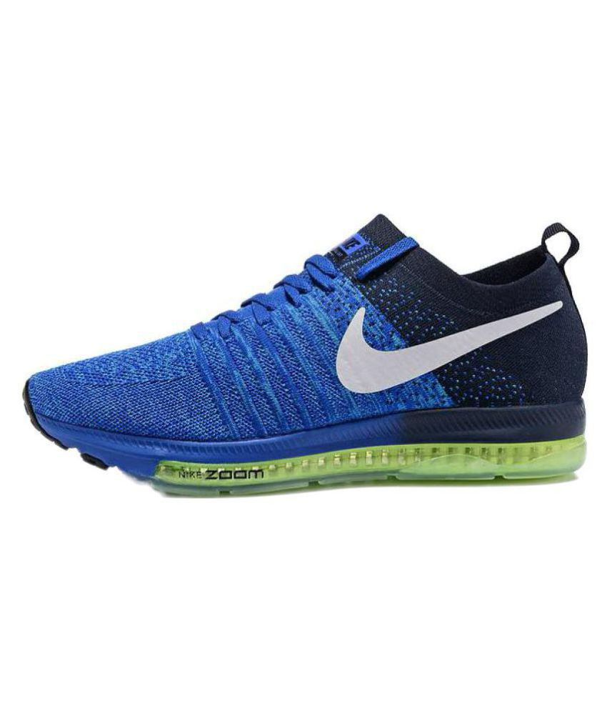 df7d74de813 Nike 2017 ZOOM ALL OUT Orange Running Shoes - Buy Nike 2017 ZOOM ALL OUT  Orange Running Shoes Online at Best Prices in India on Snapdeal