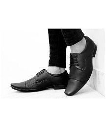 new concept 8ebd0 359a6 Quick View. ARRFASHION Derby Black Formal Shoes