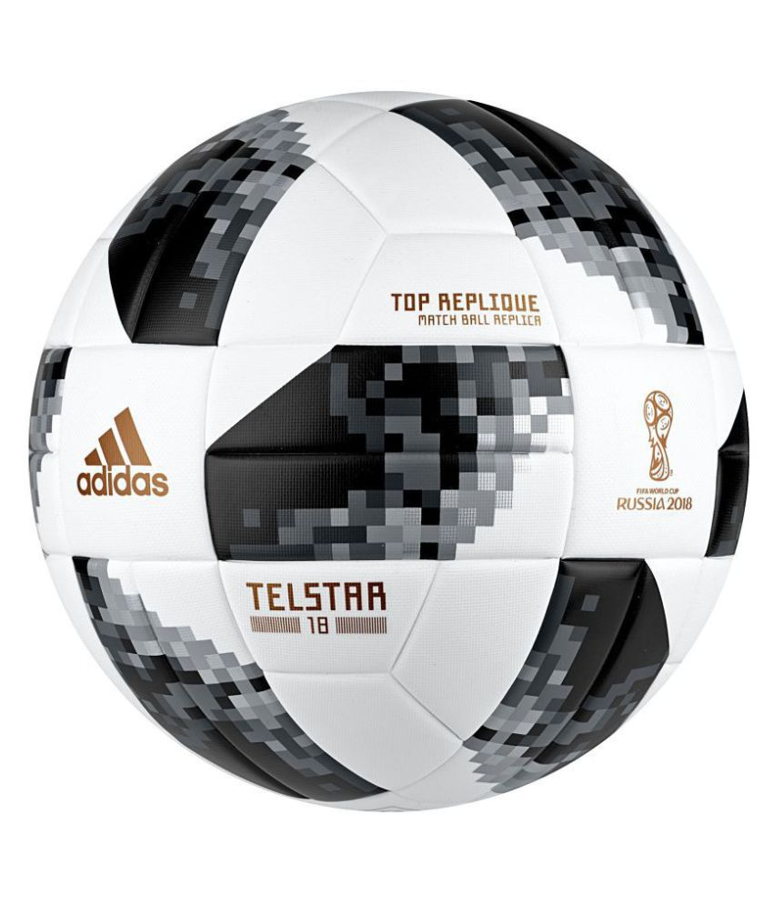 c23b736d9 Adidas FIFA World Cup Russia Telstar Assorted Football / Ball Size- 5: Buy  Online at Best Price on Snapdeal