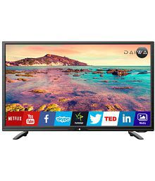 Daiwa D32C4S 80 cm ( ) Smart HD Ready (HDR) LED Television With 1+1 Year Extended Warranty