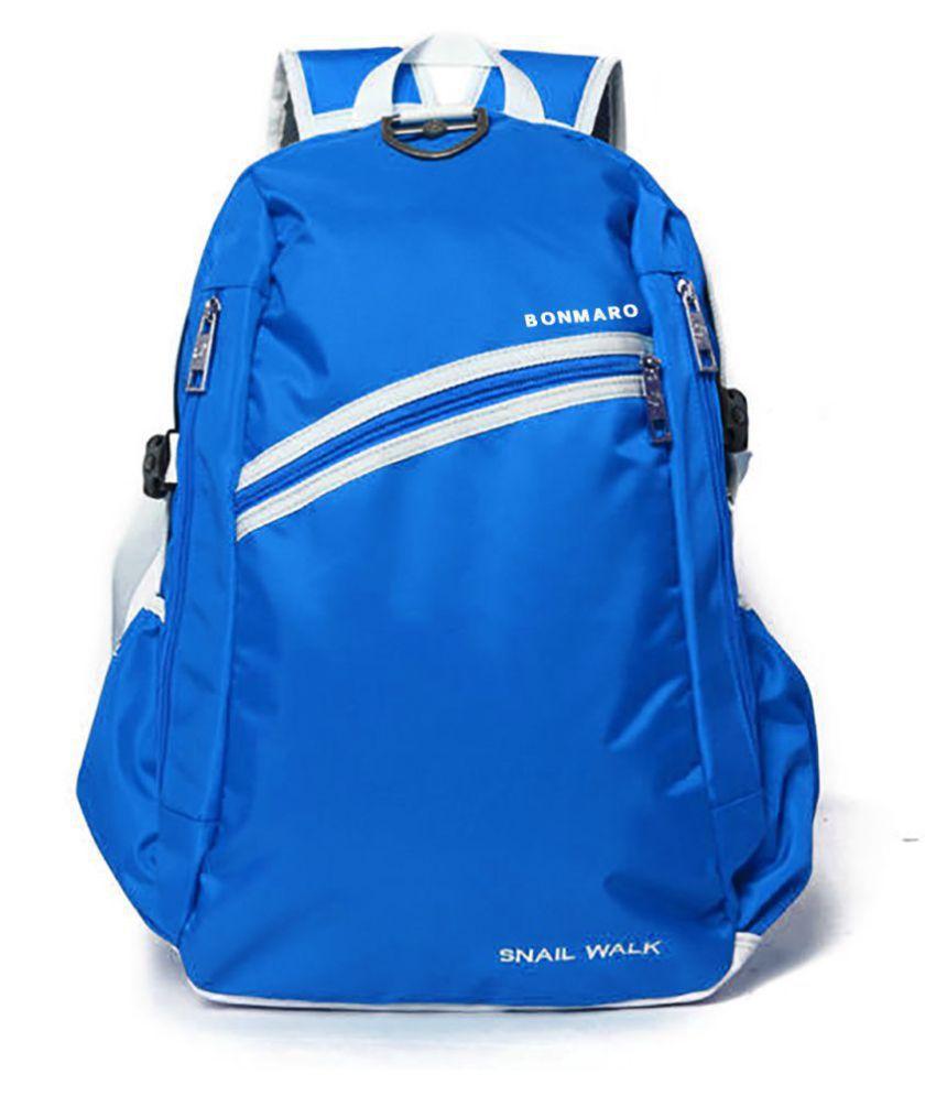 Bonmaro blue Backpack