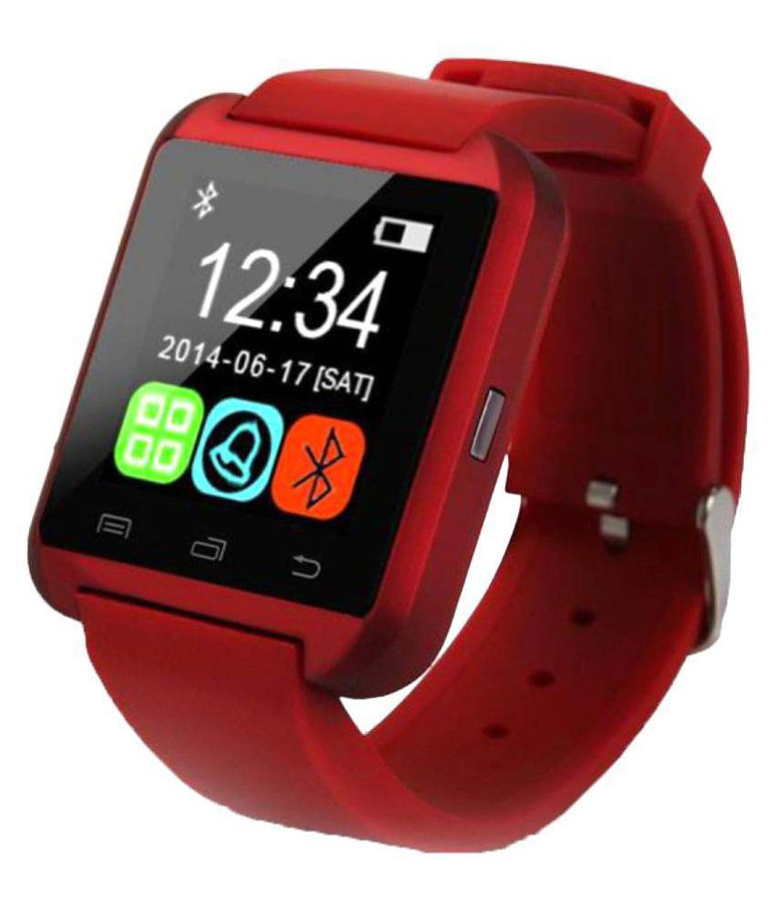 Ibs U8 Smartwatch Built-in Sim and Card Smart Watches