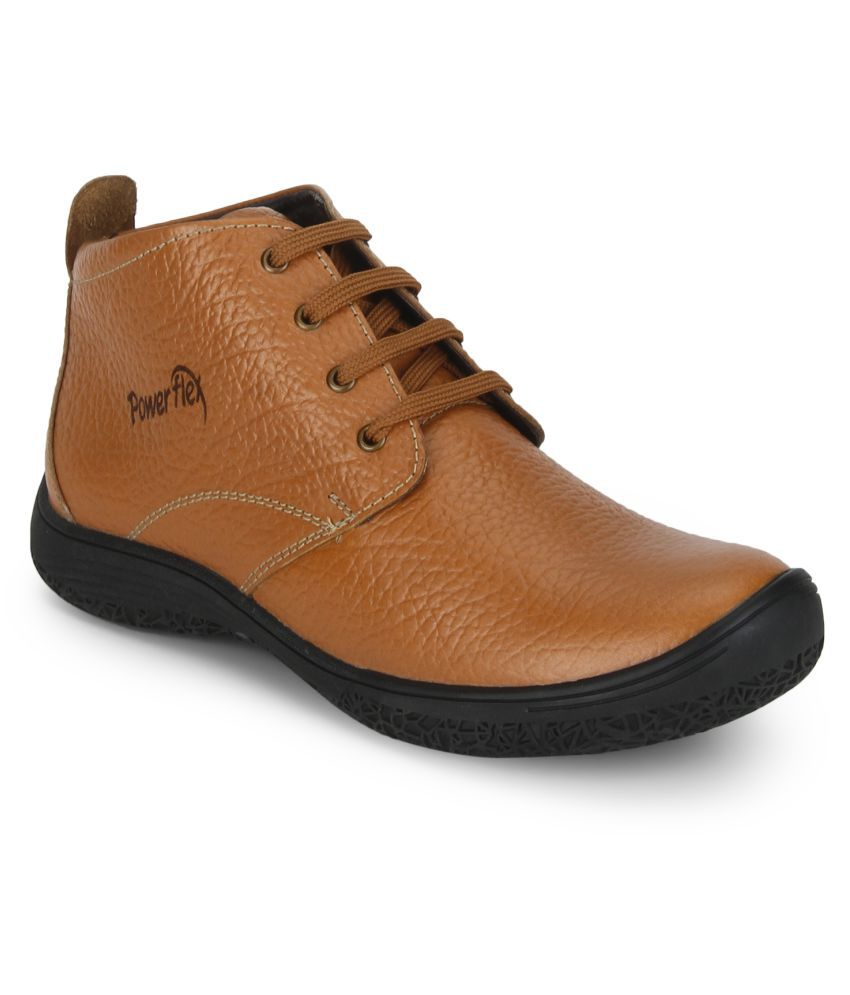 074fee63217 Red Chief PF3470 107 Tan Casual Shoes - Buy Red Chief PF3470 107 Tan ...