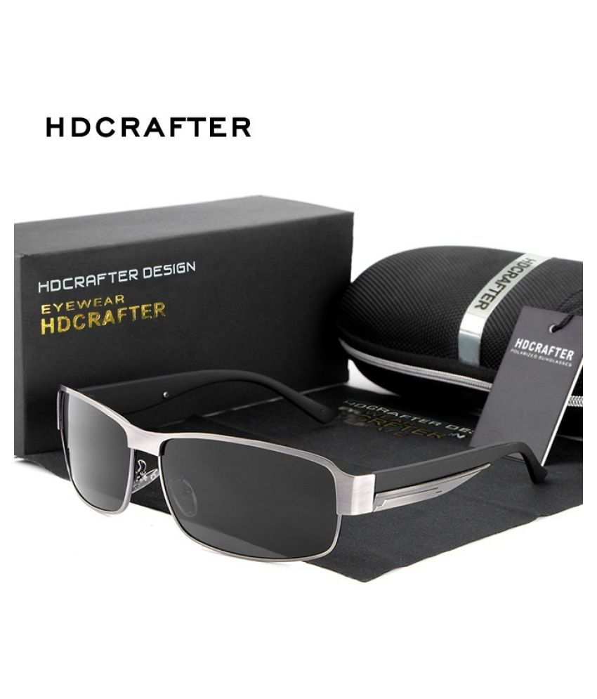 Swagger New Men Trend UV400 Polarized Protection New Sunglasses Outdoor Male Eyewear for Men Sold by ZXG