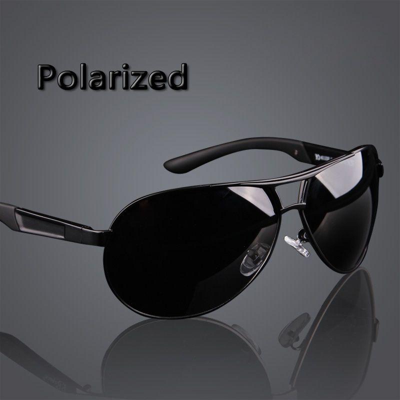 Swagger New fashion oculos de sol men sunglasses polarized coating sun glasses UV400 driving eyewear brand sun glasses Sold by ZXG