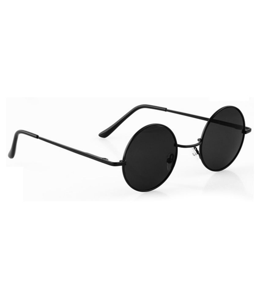 Swagger New Fashion Unisex Vintage Style Frame Lens Retro Round Sunglasses Retro Eyeglasses Glasses Sold by ZXG