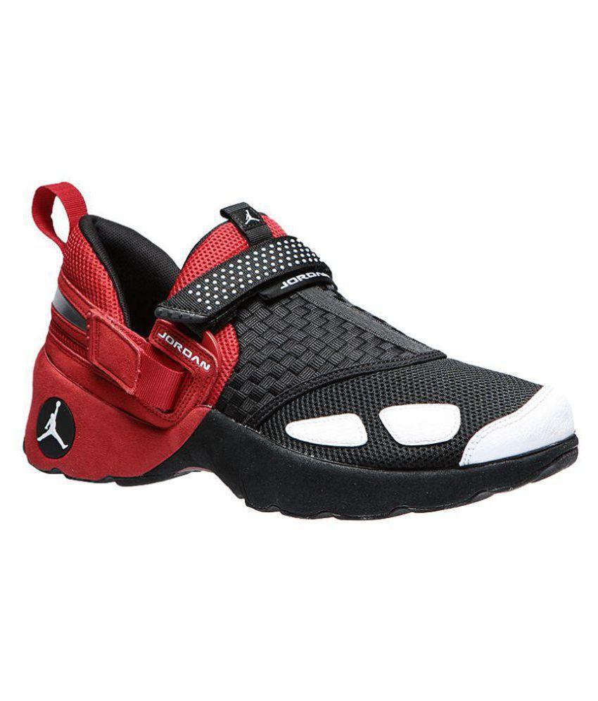 ead5763b8acf Jordan Trunner LX Retro Red Black Training Shoes - Buy Jordan ...