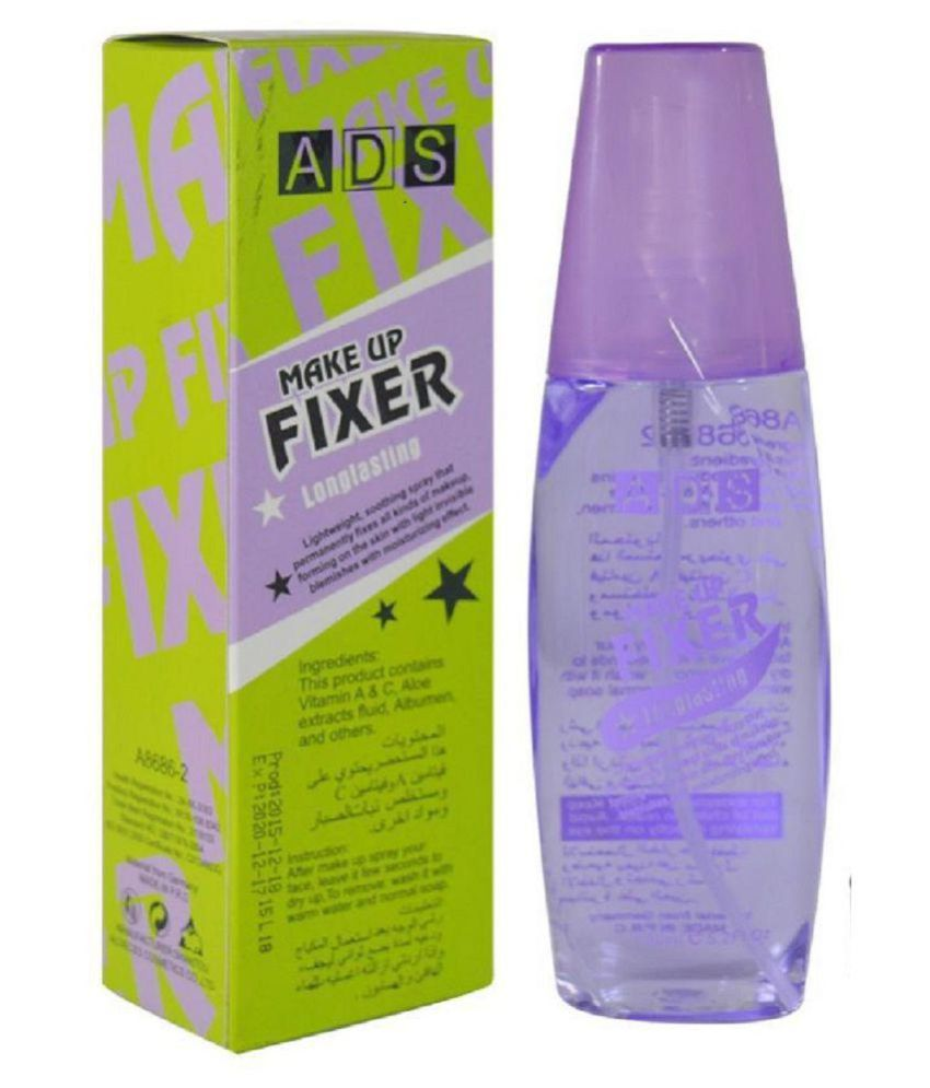 ADS Longlasting Make Up Fixer Makeup Setting Spray 150 ml