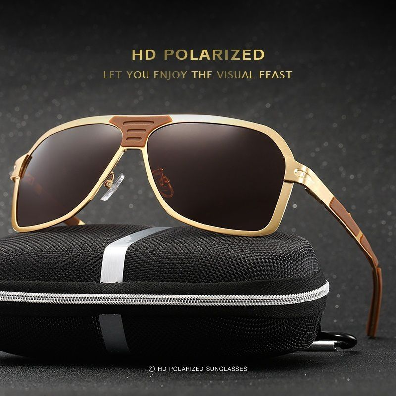 Swagger Men's Fashion Reflective Lens Fashion Sun Glasses Driver Eyewear Gafas Sport Sun Glasses Sold by ZXG