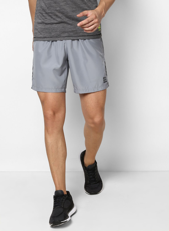 Rock.it Grey Shorts