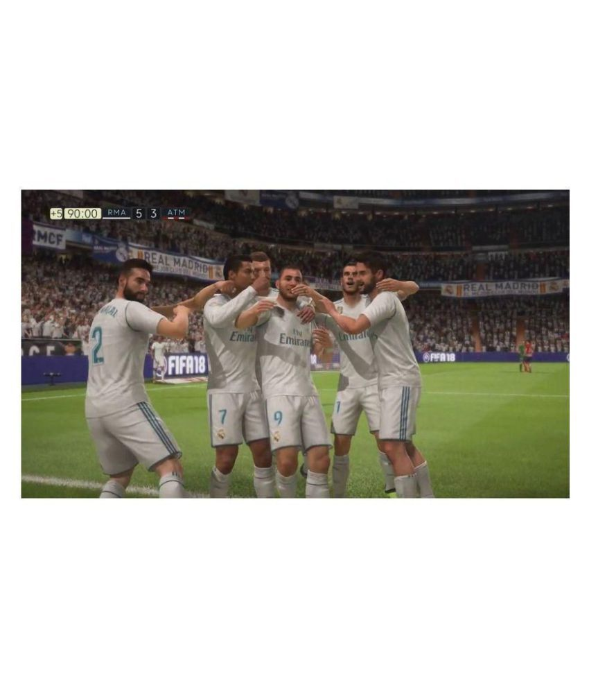 FIFA 18 EA SPORTS {Offline} ( PC Game )