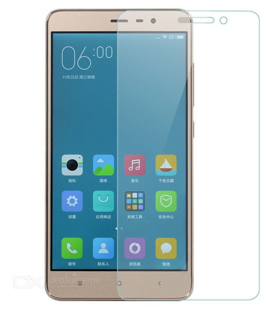 Redmi 5 Tempered Glass Screen Guard By JKR IMPORTED GLASS