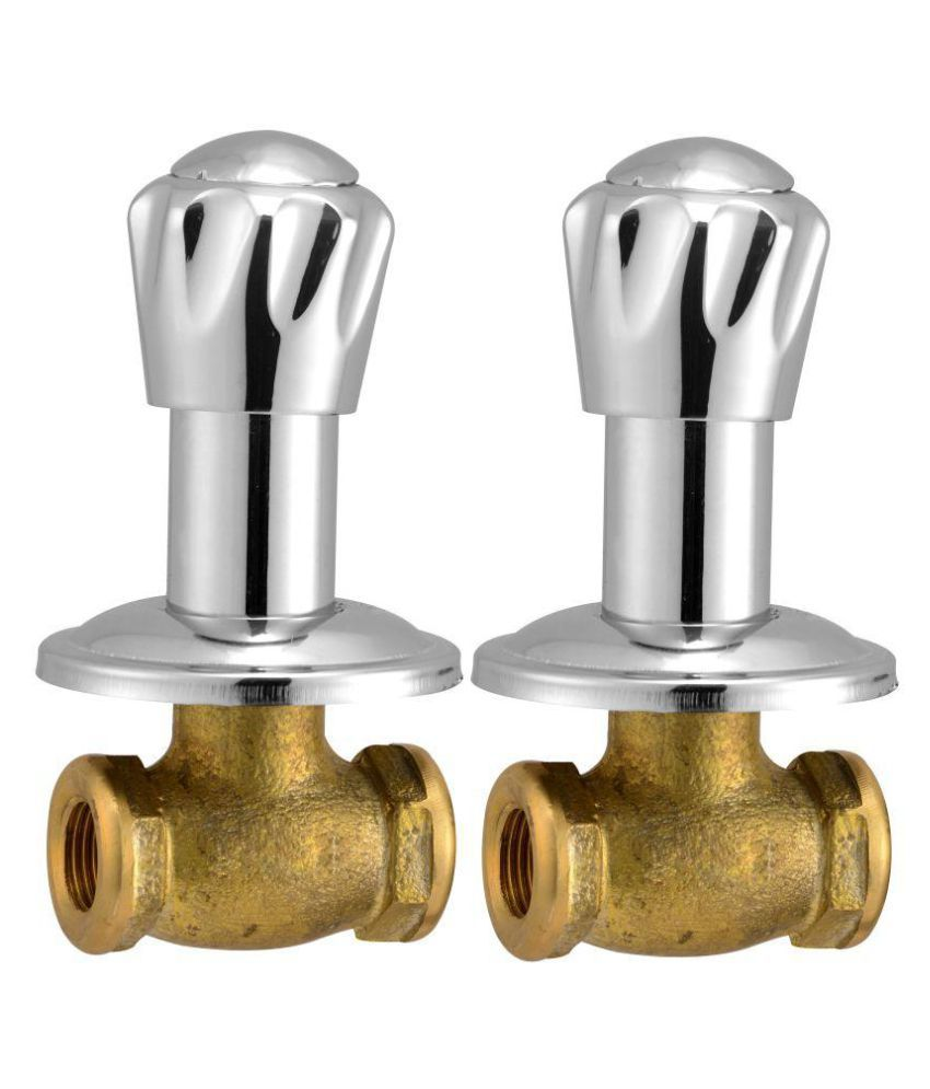 SSS cute Brass Concealed Stop Cock