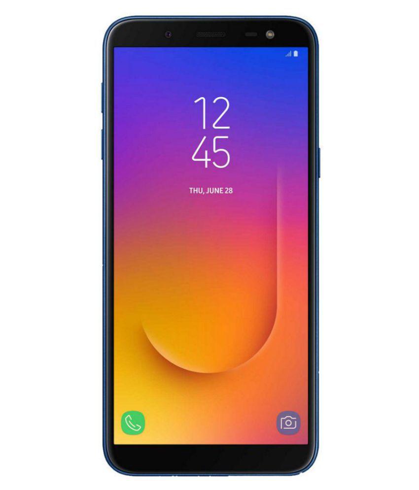Samsung Galaxy J6 (32GB, 3GB RAM)- sAMOLED Infinity Display