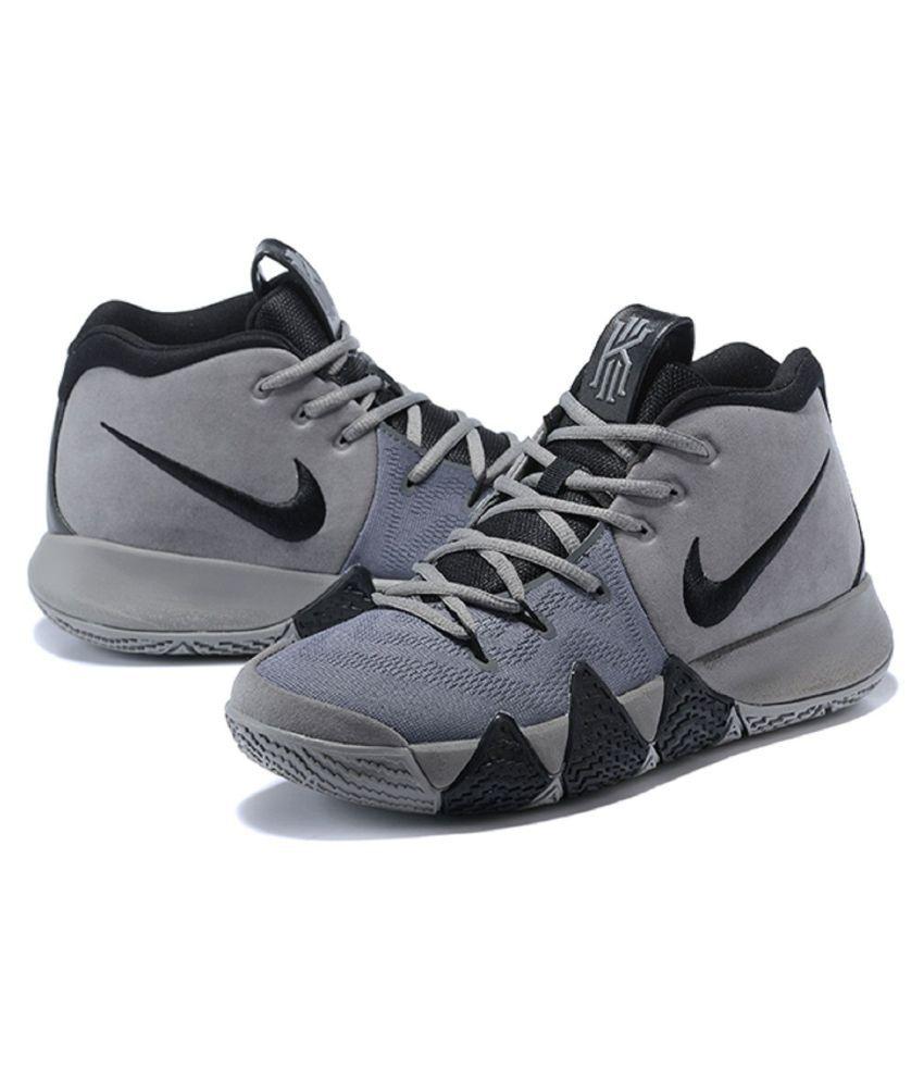 cf857967752 ... buy nike kyrie 4 gray basketball shoes 79326 52b7c