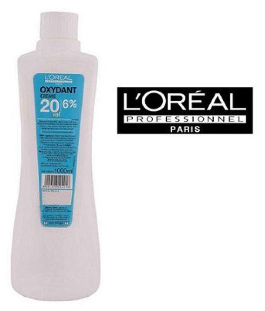 L Oreal Professional Oxydant Creme Developer Permanent Hair Color Caramel Volume 1000 Ml Buy L Oreal Professional Oxydant Creme Developer Permanent Hair Color Caramel Volume 1000 Ml At Best Prices In India Snapdeal