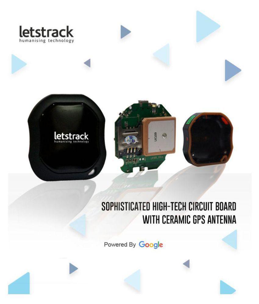Letstrack Personal I GPS Tracker