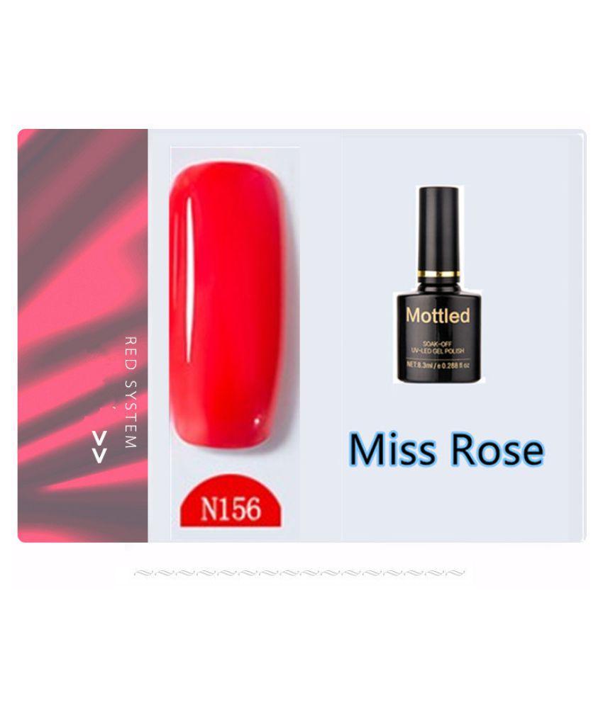 Miss Rose Nail Polish N156 As Picure Glossy 35g gm