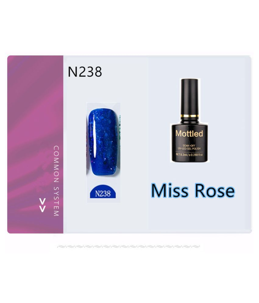Miss Rose Nail Polish N238 As Picure Glossy 35g gm