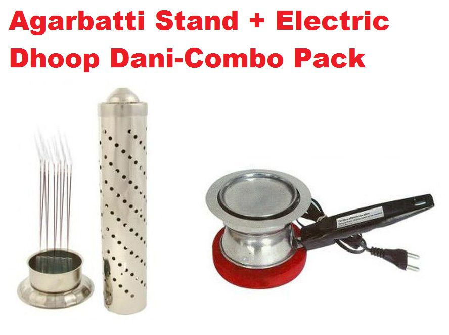 combo pack of agarbatti stand electric dhoop dani buy combo pack rh snapdeal com