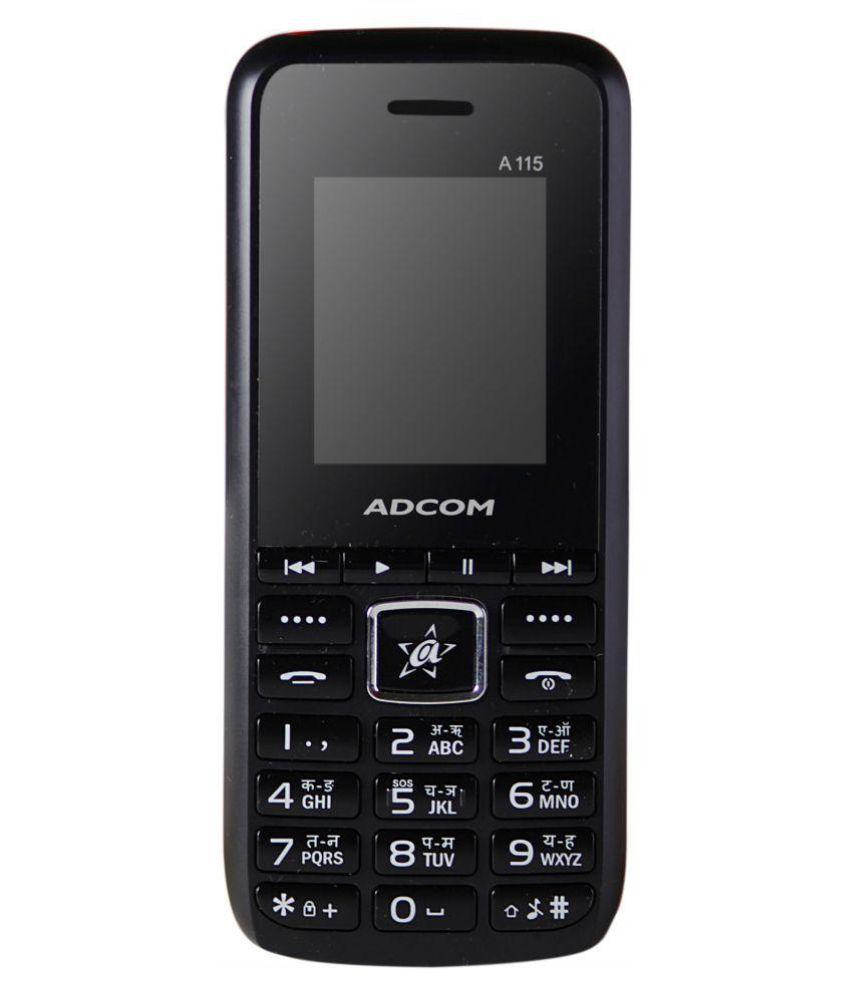 Adcom Black Red A115 32 MB